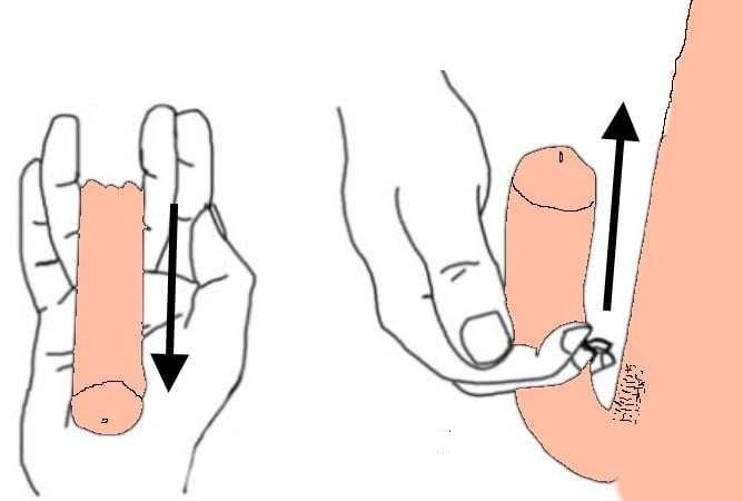 Exercícios para aumentar o pênis