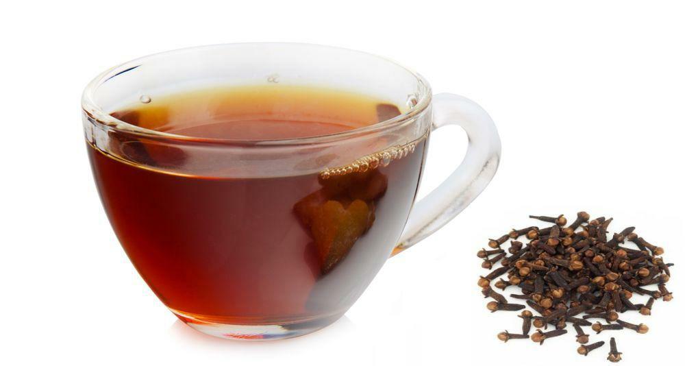 Chá de Cravo