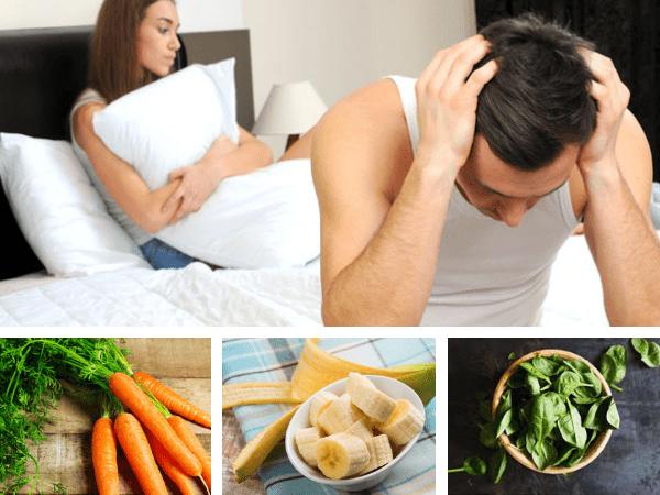 alimentos que retardam a ejaculaçao precoce